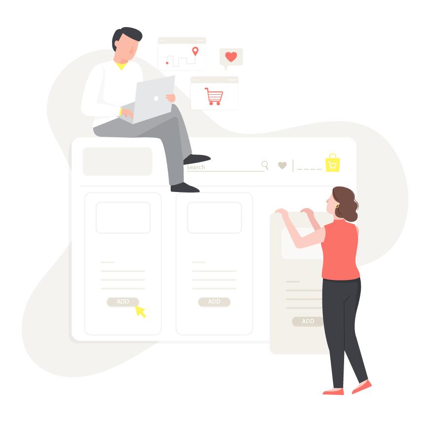 ecommerce website design services melbourne